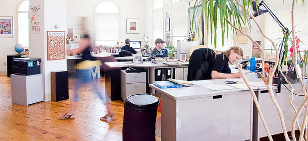 The Science Of Office Design…