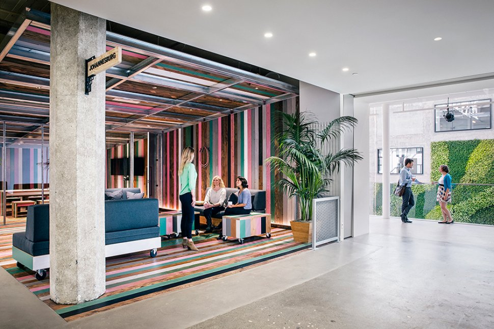 The World S Coolest Offices 2015 Apparently Eos Interiors