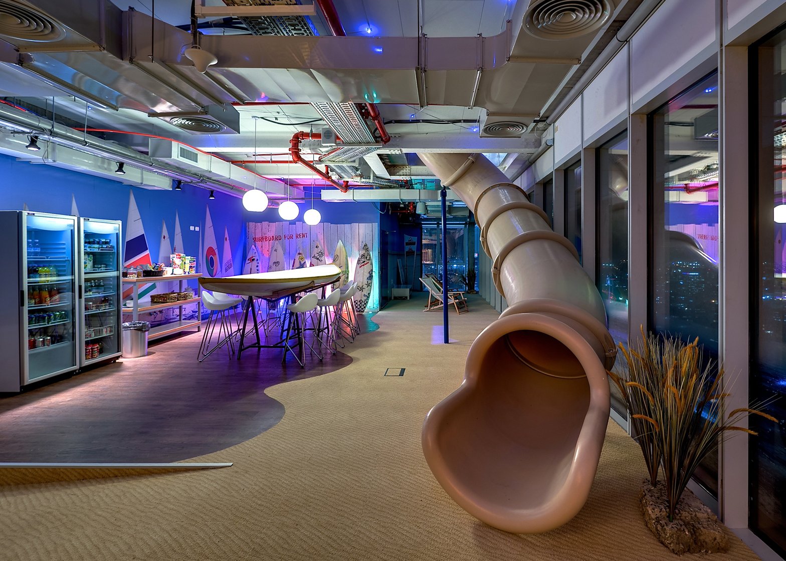 You're Not Google, So Why Do You Want An Office Like Them?